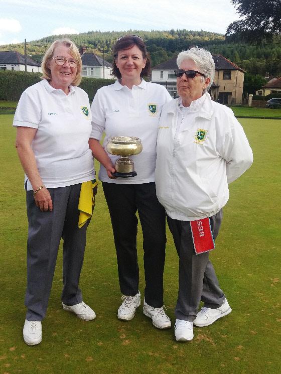 Brilliant Ladies' Bowls Final – Resolven District News